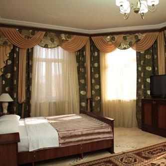 Гостиница пролесок. Изображение номера