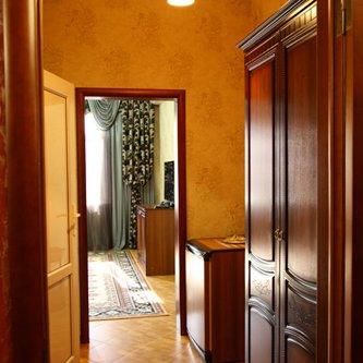 Гостиница пролесок. Изображение коридора